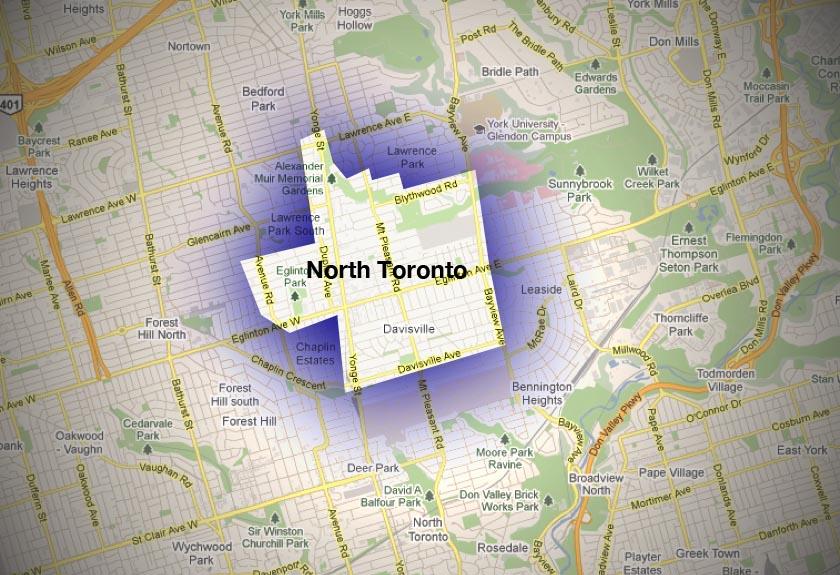 North Toronto Neighbourhood