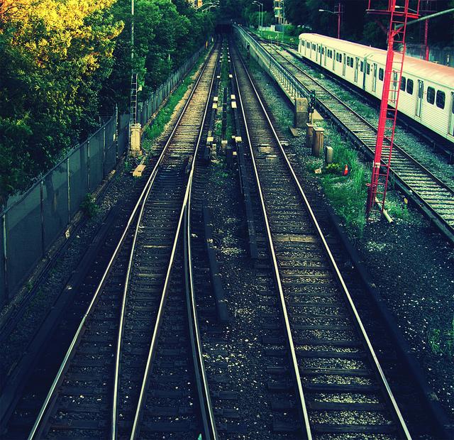 Rosedale subway