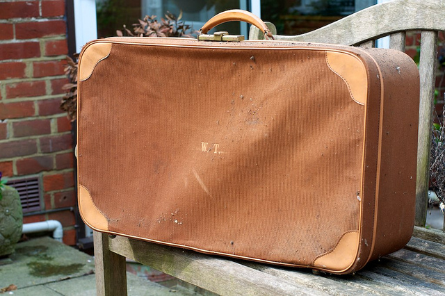 Granddads suitcase by humbert15