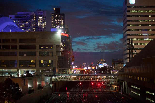 Toronto by WomEOS