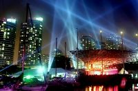 Toronto Harbourfront by Bahman