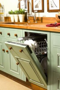 Integrated Dishwasher by ChalonHandmade