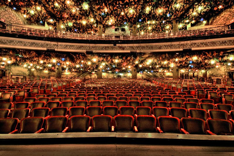 Toronto Wintergarden Theater by Canon in 2D