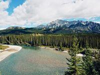 Rocky Mountains by Amy Thibodeau