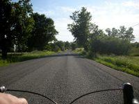 Saturday bike ride north of Oshawa by Jason Spaceman