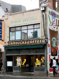 Starbucks by Gary J Wood