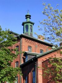 Cooperage Building by Wikimedia Commons