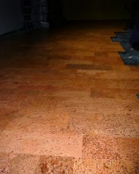 Cork Flooring by Mike Gifford