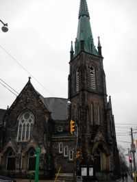 Jarvis Street Baptist Church by David Shane