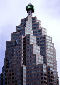 TD Bank Building by Vineet Verghese