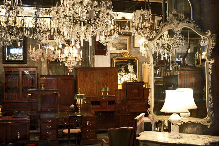 Antique Furniture Store: 507 Antiques