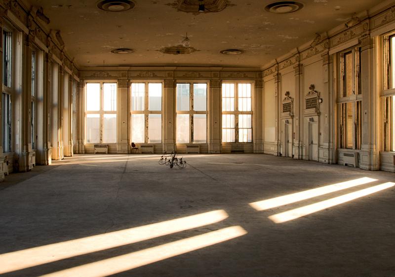 King Edward Ballroom by Erik
