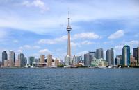 Toronto Skyline by ElPadawan