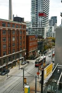 Toronto by David Baro