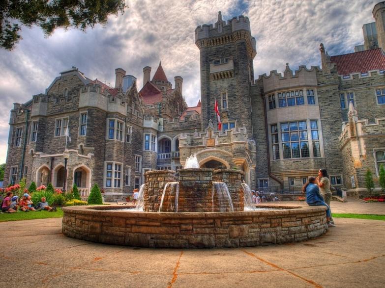 Casaloma medieval castle