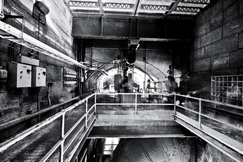 Rankine power station
