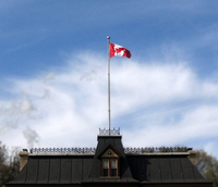Canadian Flag by rab Steen