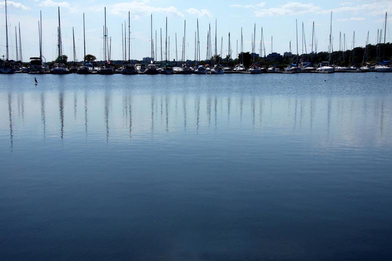 Colonel Samuel Smith Beach Docks