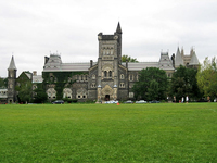 University of Toronto by rachel in wonderland