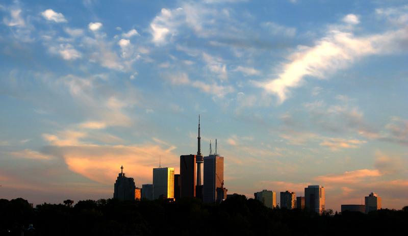 Toronto View by David J