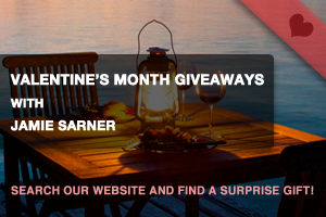 valentines months giveaways with jamie sarner