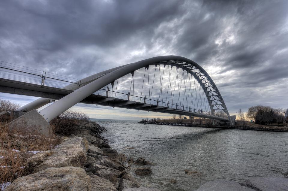 Humber Bay Bridge