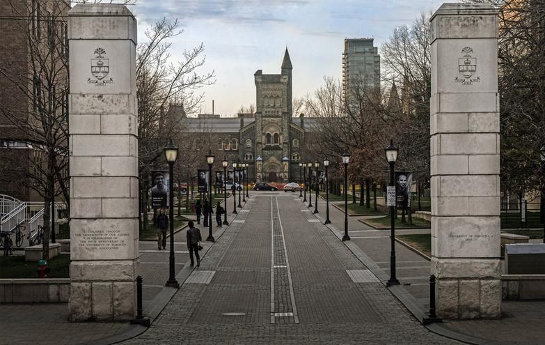 Writing at the University of Toronto