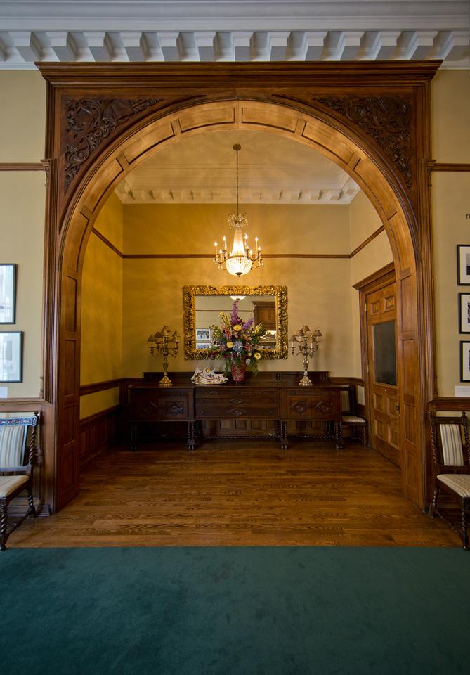 Ontario Legislative Building Vault