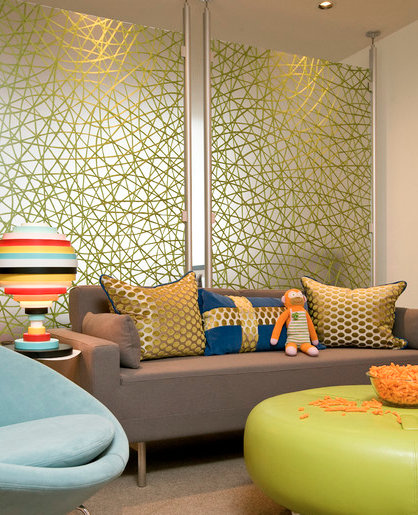 Room Divider by Grace Home Design Inc