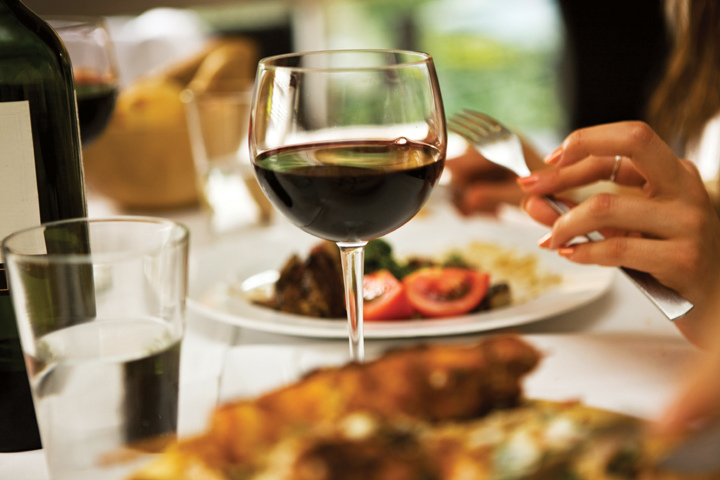Wine Can Add To Your Dinner As Anything Else by isante