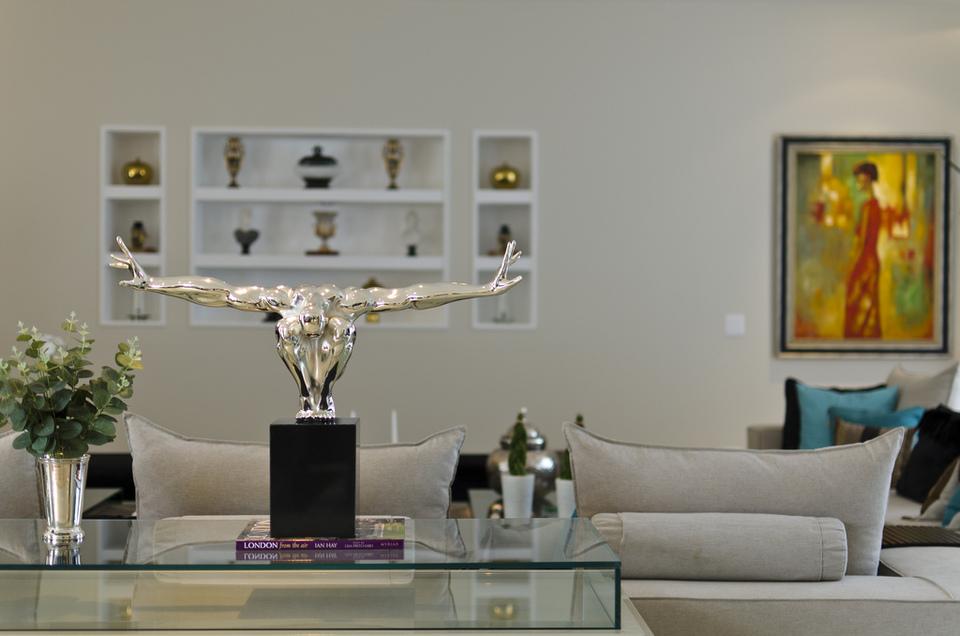 Living Room by Andr Zazeri