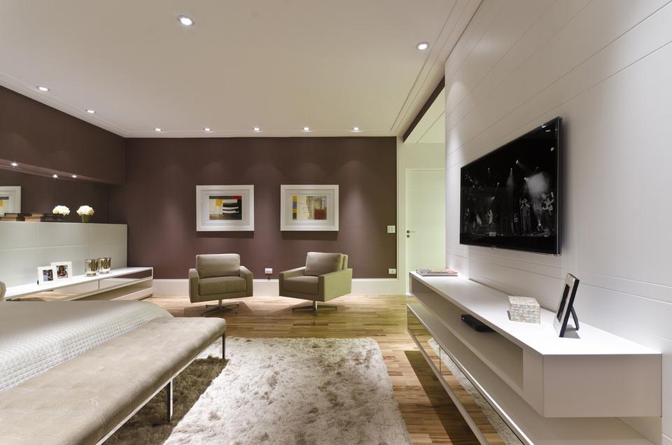 Neutral Bedroom by Favaro JR