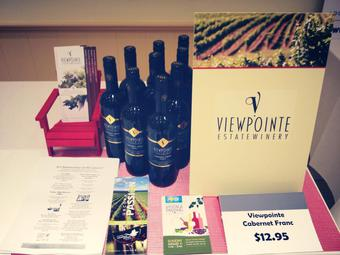 Cabernet Franc by Viewpointe Estate Winery