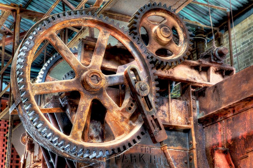 Don Valley Brick Works Detail 1