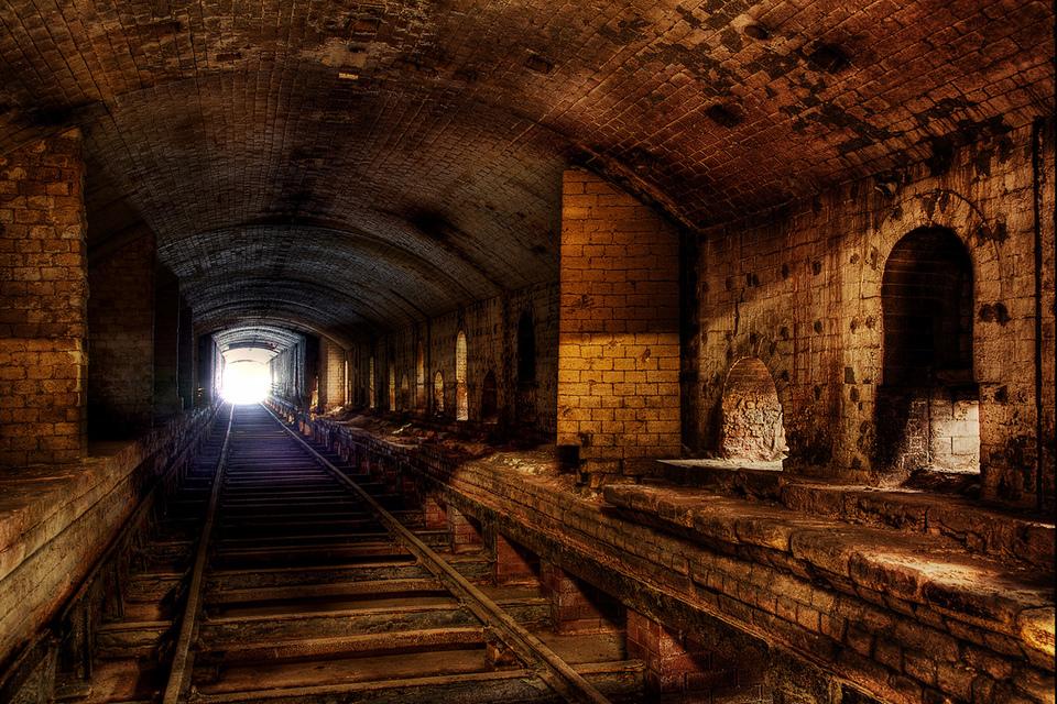 Don Valley Brick Works Rails 1