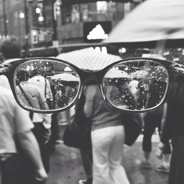 Downpour Through My Eyes by coomeshot
