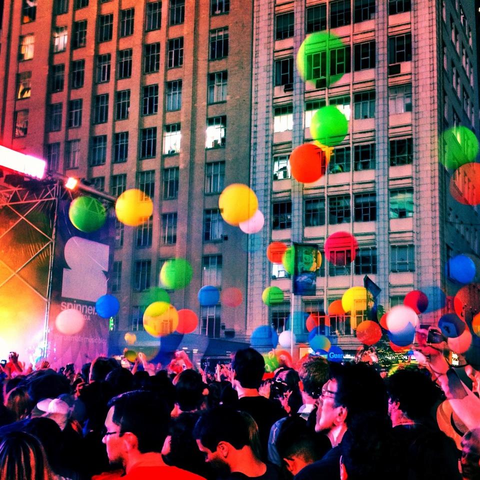 Festival Baloons