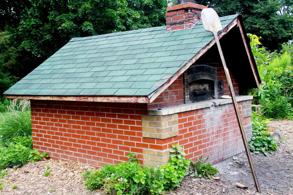 Dufferin Grove Park Oven