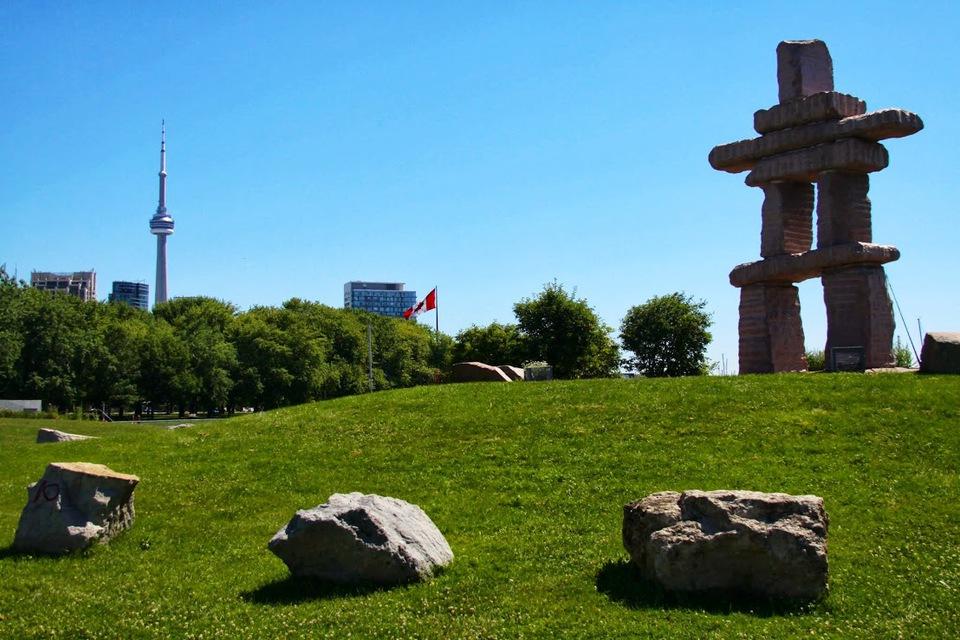 Toronto Inukshuk Park