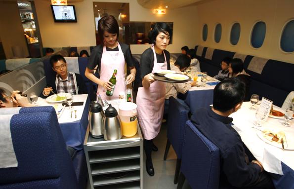 A380 In Flight Kitchen3