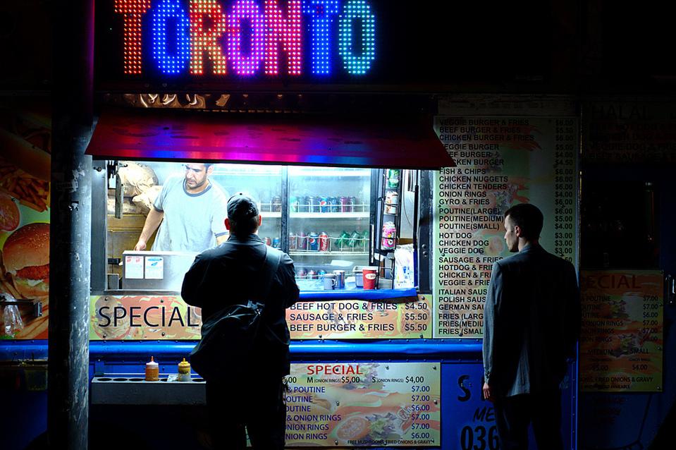 Toronto by Ian Muttoo