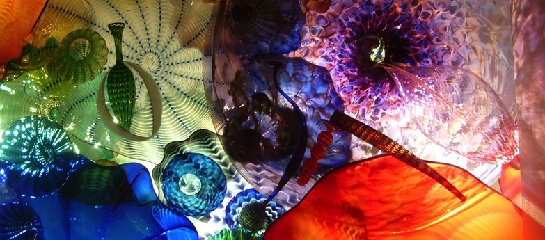 The Toronto Antique Glass Holiday Show Sale by Jill Clardy 1