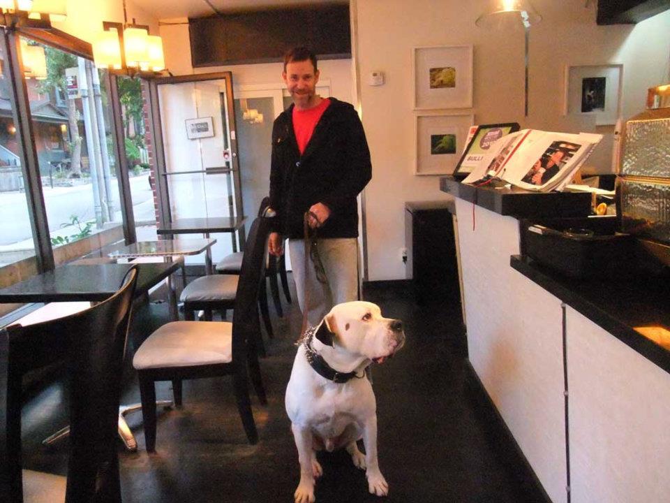 Bulldog Founder Stuart Ross