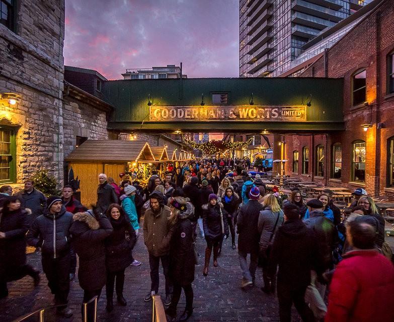 Photo of the Week – Toronto Christmas Market