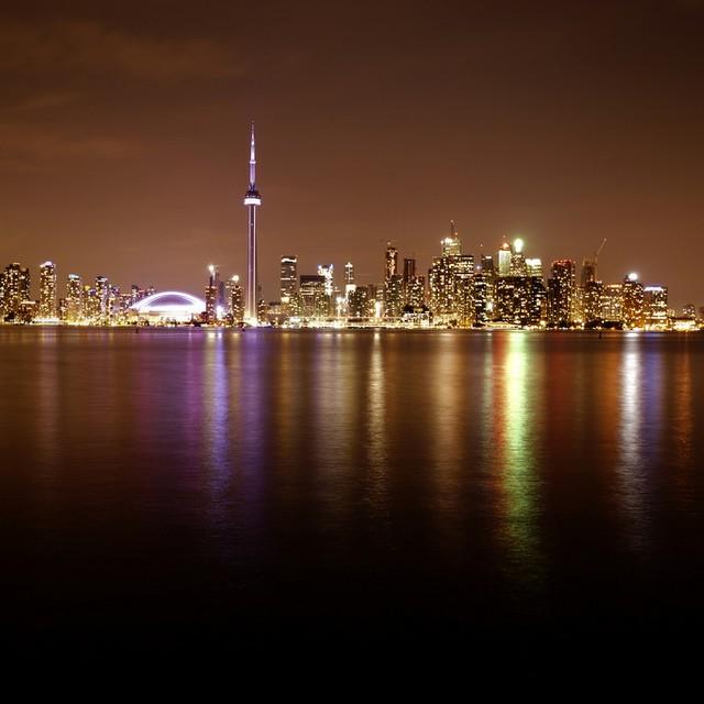 Photo of the Week – Toronto Skyline