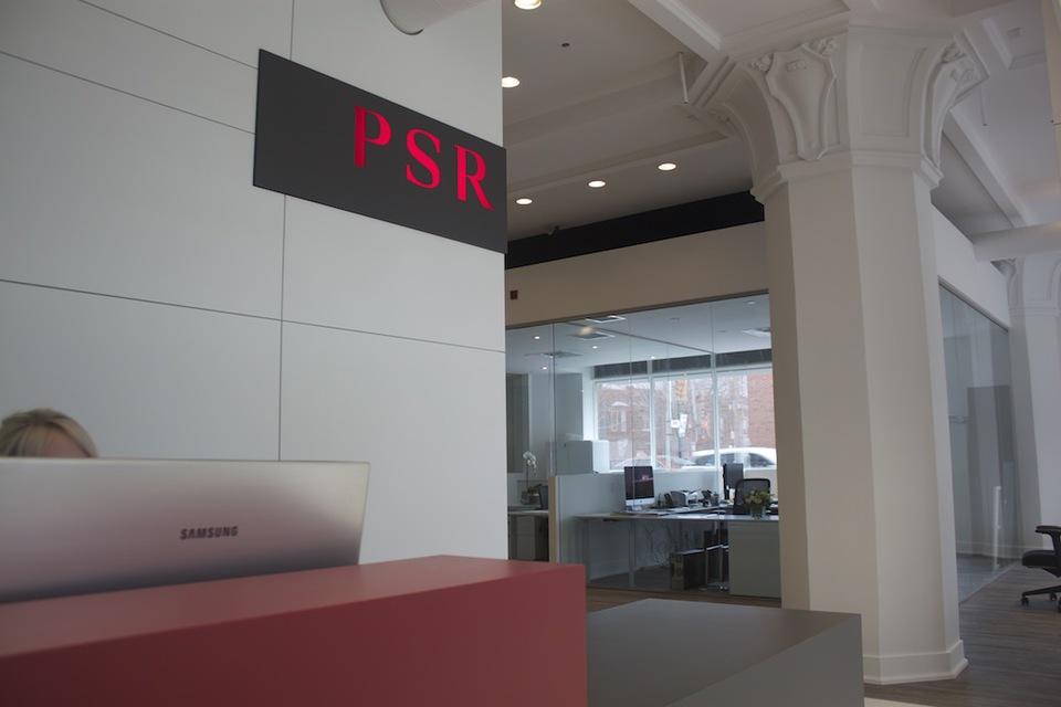 PSR office 1