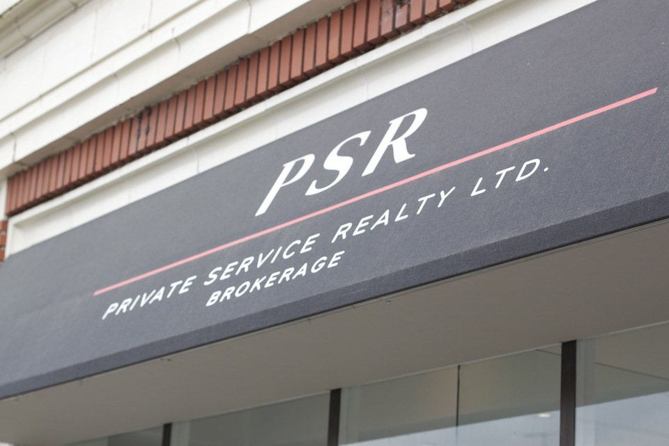 PSR office front