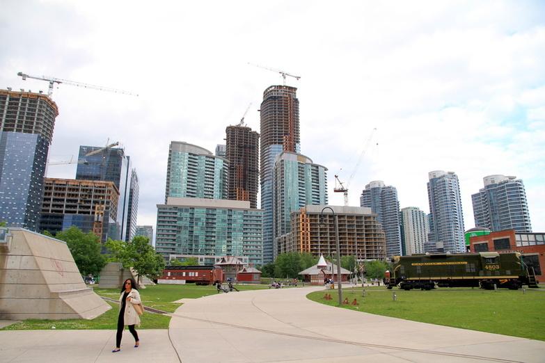 Condos In Toronto