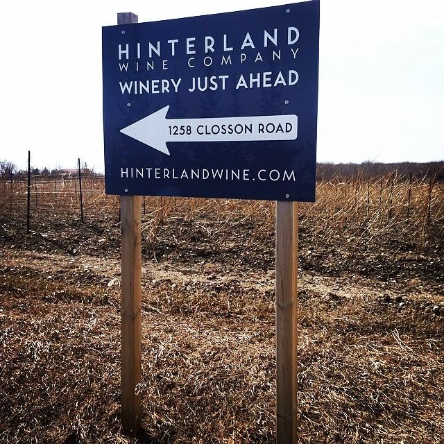 Hinterland Winery