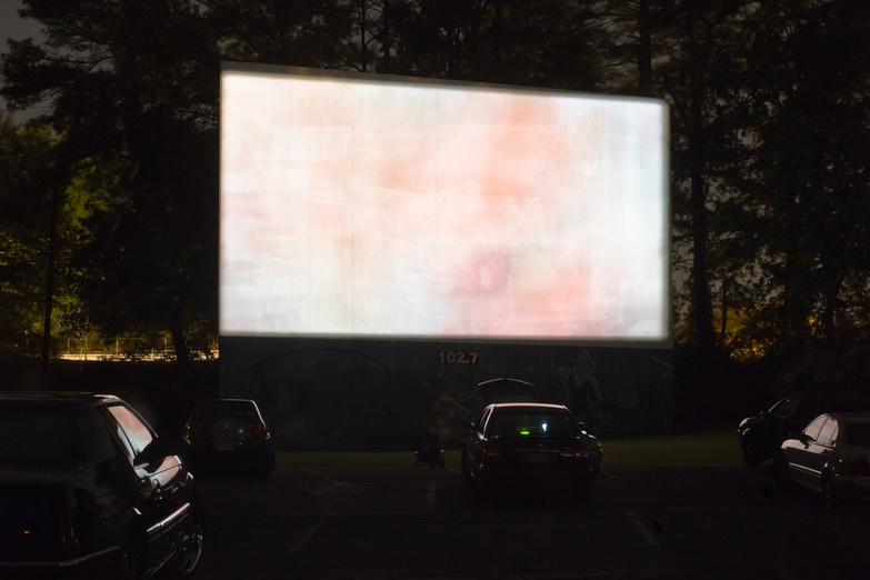 Starlight Drive In by Michael Dougherty